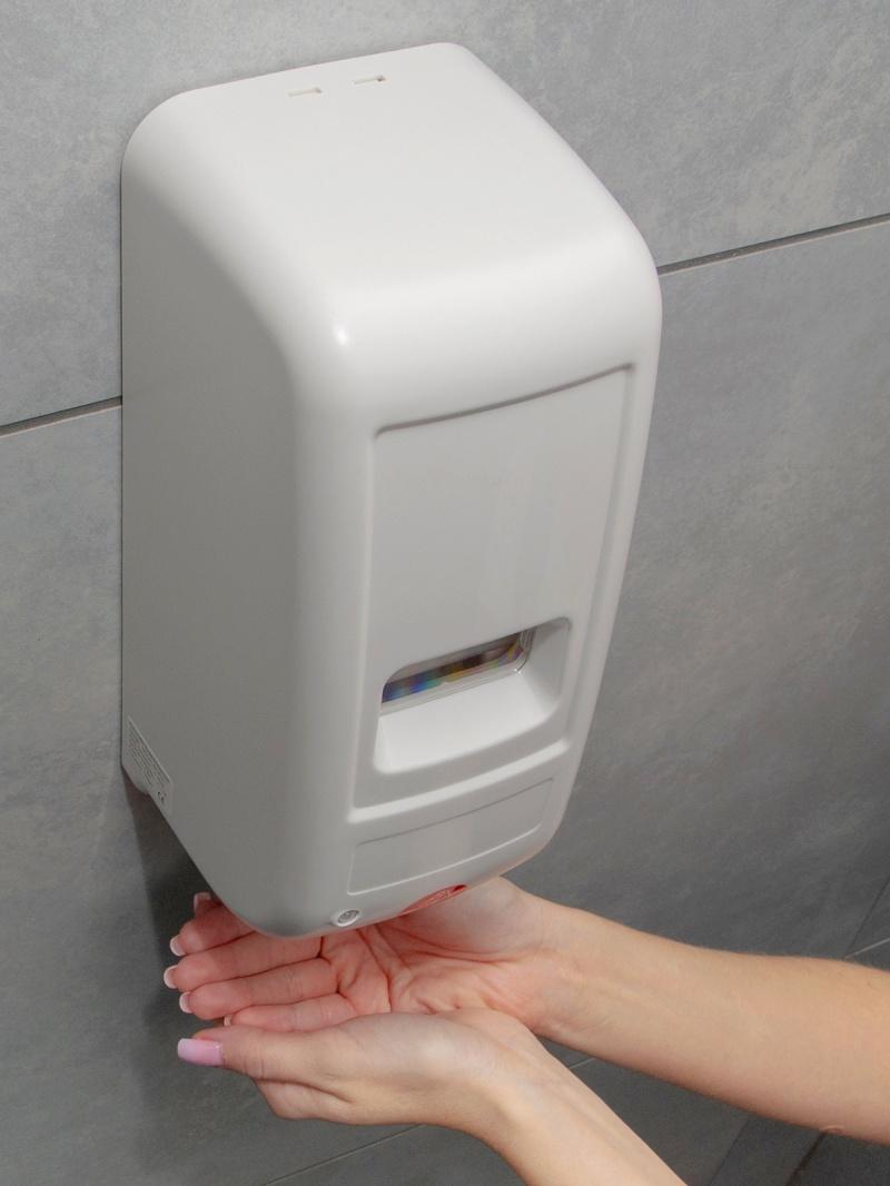 Dozownik bezdotykowy OP do mydła i płynu